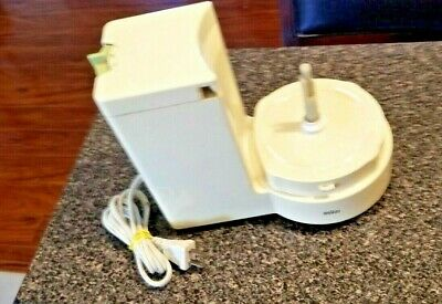Braun Multipractic 4176 Food Processor - Replacement Part - Base Only -EUC WORKS