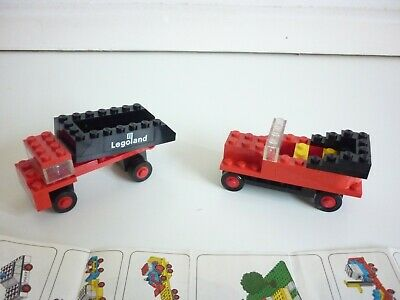 LEGO PART 90109 YELLOW LORRY TRUCK VEHICLE TIPPER 12 X 8 X 5 TOY STORY