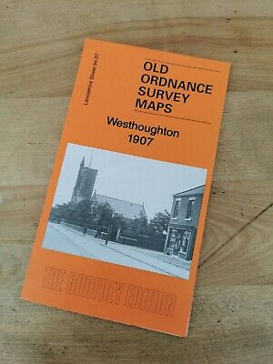 Old ordnance survey maps - Westhoughton 1907