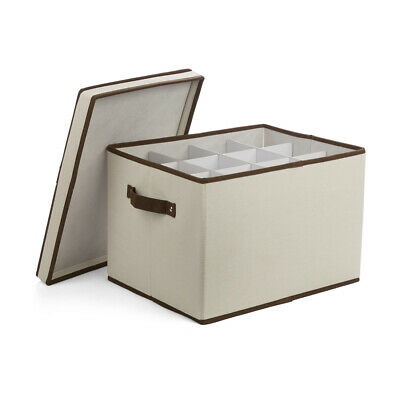 NEW Winex Small Stemware Storage Box