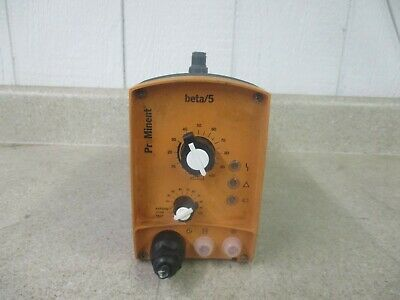 Prominent Beta/5 Solenoid Driven Pump #1017952D Used