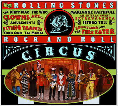 The Rolling Stones • Rock And Roll Circus CD 2019 Abkco Music & Records•• NEW ••