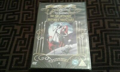 The Nightmare Before Christmas: Special Edition 'Brand New & Sealed'