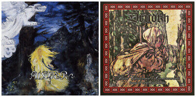ULVER - Kveldssanger CD + DRUDKH - Songs Of Grief And Solitude CD //pack 2CDs