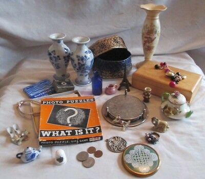 Vintage Job Lot Interesting Mixed Bundle of Collectables