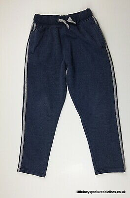 9 year NEXT dark blue joggers boys