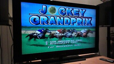 JOCKEY GRAND PRIX Neo Geo MVS Cartridge