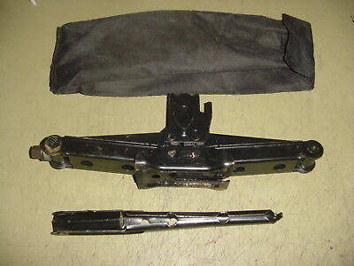 13 14 15 16 17 18 19 FORD FUSION JACK WITH LUG WRENCH AND FOAM 2013 THRU 2019