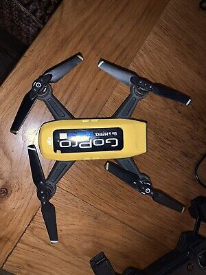 DJI Spark Fly More Combo Camera Drone - Yellow