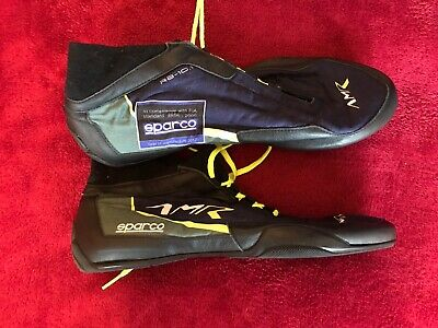 AMR Sparco race boots Size 41 FIA 8856-2000