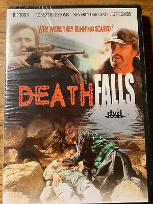 Death Falls (DVD, 2003) Never Opened But it is RIP TORN New