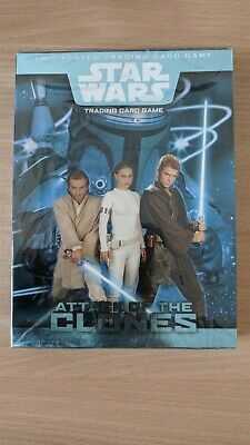 2002 Star Wars Attack of the Clones Two-Player Trading Card Game