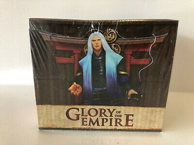 Legend Of The Five Rings L5R Glory Of The Empire Booster Box New