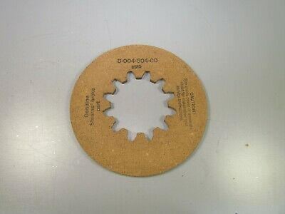 Stearns Friction Disc - 5-66-8458-00   NEW
