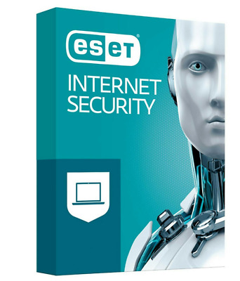 ESET NOD32 Internet Security 2020,1 PC ,3 Year, GLOBAL, ESD - Instant Delivery