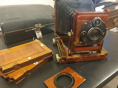 Thornton Pickard Imperial Double Extension with Goerz Lens
