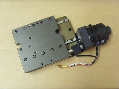 """Aerotech ATS302MM 5"""" Linear Stepper Axis Stage Positioning Device"""