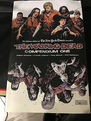 the walking dead compendium #1 Ultimate Edition