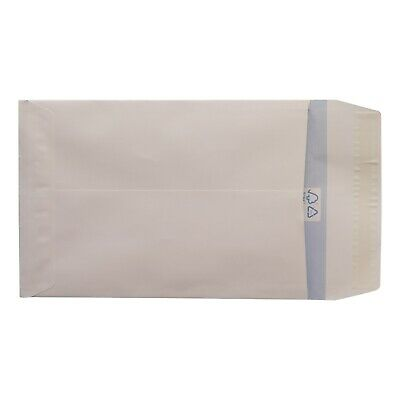 A4 White Expandable Gusset Envelope 324 x 229mm No Window Peel and Seal 1-1000+