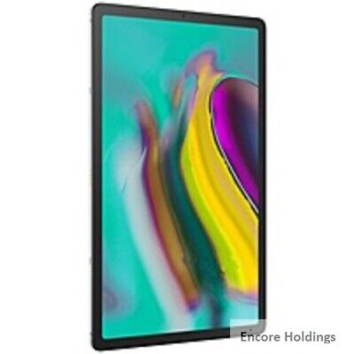 "Samsung Galaxy Tab S5e 10.5"" 128 GB Android Tablet Silver"