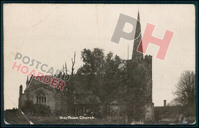 Northiam Church - Rp Postcard <09/55