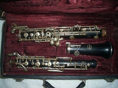 La Margue Oboe conservatory with Left F