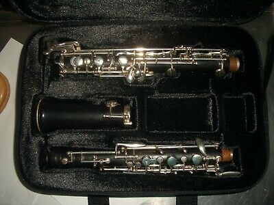 Hans Kreul  Oboe conservatory with Left F