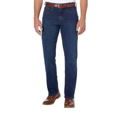 NWT Men's Urban Star Relaxed Fit Stretch Straight Leg Jeans