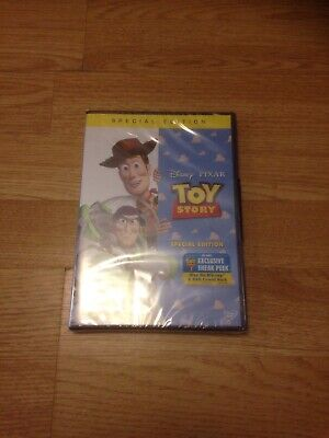 Toy Story 1 (DVD, 2010) Special Edition Sealed