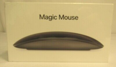 Apple Magic Mouse 2  Space Gray, Wireless Rechargable MRME2LL/A - NEW SEALED BOX