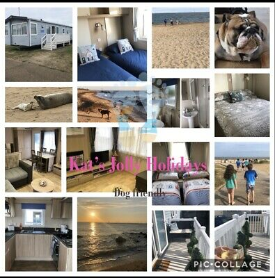 25th Sept -28th Sept 2020 3 Bed Caravan Rental Dog Friendly Haven Great Yarmouth