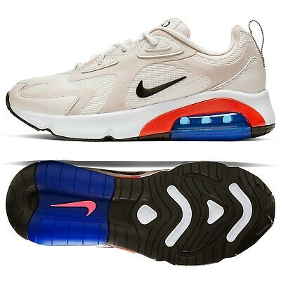 Nike W Air Max 200 Sail Black Desert Sand Phantom