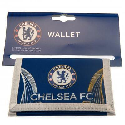 Chelsea  FC  Official Football Club Crested NYLON WALLET   MX  FREE (UK) P+P