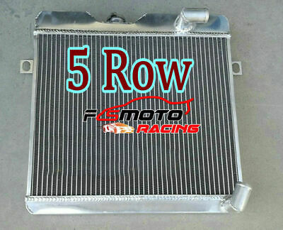 FIT For Alfa Romeo GT 105 1.3 1.6 1750 2000 SPYDER 1971-1977 Aluminum Radiator