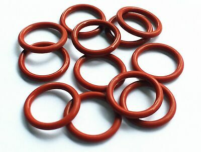 5mm Section Select OD from 17mm to 50mm Rubber O-Ring gaskets