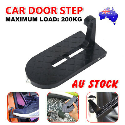 Vehicle Access Roof Of Car Door Step Rooftop Doorstep Latch Pedal Hook AU Stock