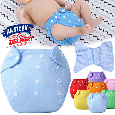 Reusable Baby nappy bulk Diapers Cloth Adjustable Nappies modern