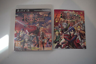 the legend of heroes trails of cold steel 2 II ps3 ps 3 playstation 3