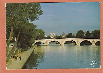 156 - Paris - Pont Royal - Ecrite