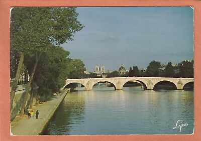 157 - Paris - Pont Royal - Ecrite