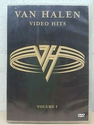 Van Halen Video Hits - Volume 1 DVD ( Best Of / Greatest ) ALL REGION