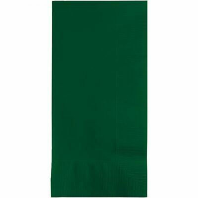Green Party, Lunch, Dinner Napkins / Serviettes 33 cm, Disposable, 500 x 2 ply