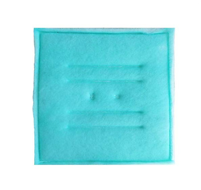 """MSFilter Paint Booth Tacky Intake Panel Filter Series 55 20"""" x 20"""" (20 pack)"""