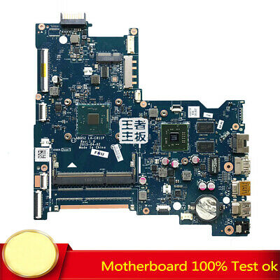 NEW HP IPXBSW-GS N3050 Standalone Integrated N3700 17X17 Mini Motherboard