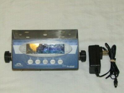 OME  TI-500E Transcell  Weigh  Scale Indicator USED