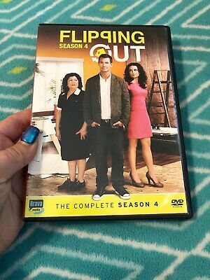 Flipping Out : Complete Fourth Season 4 (3-Disc DVD Set)