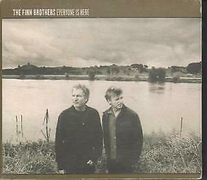 FINN BROTHERS Everyone Is Here CD 12 Track Promo Digi Pack (finnbros001) EUROP