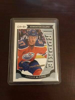 15/16 O-Pee-Chee Marquee Rookie Connor McDavid