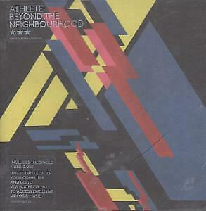 "ATHLETE Beyond The Neighbourhood CD 11 Track (5031772)1"" Crack To Case EUROPE"