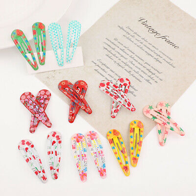 Women Hairgrips Baby Hair Pins Children Barrettes BB Hairpins Girls Hair Clips